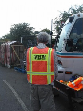 Road Work Hi Vi Vests