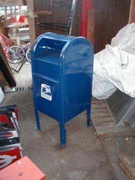 USA Postal Box